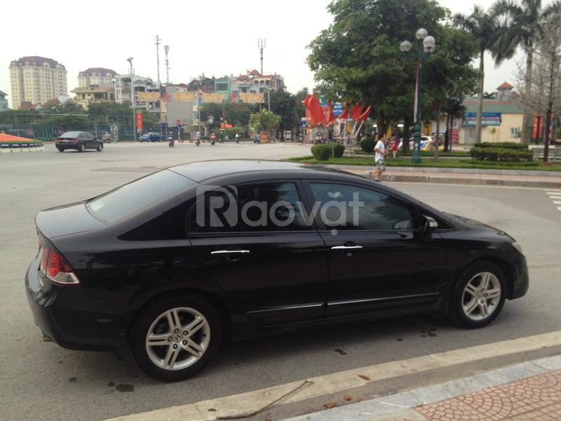 Civic 2.0 cuối 2008 đk 2/2009 giá 515 triệu