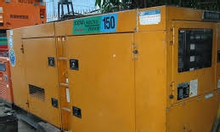 Hải Phòng cho thuê máy phát điện