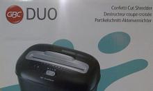 Máy huỷ giấy GBC DUO 230V EU - GBC 21CDX