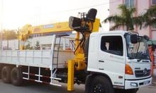 Tuyển tài xế lái xe cần cẩu (12 tấn)