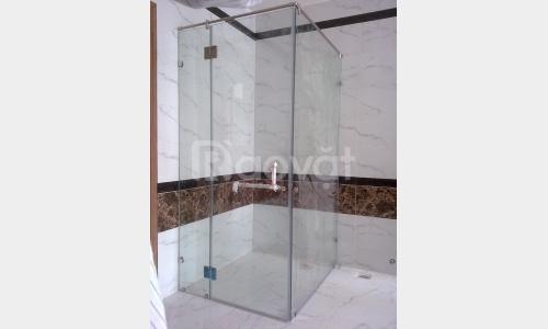 Lắp Đặt Phòng Tắm Kính Quận 10 HCM