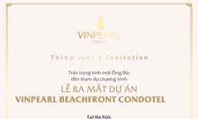 18/06: VINGROUP ra mắt Condotel mặt biển Nha Trang