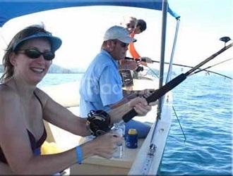 Tour câu cá vịnh Nha Trang