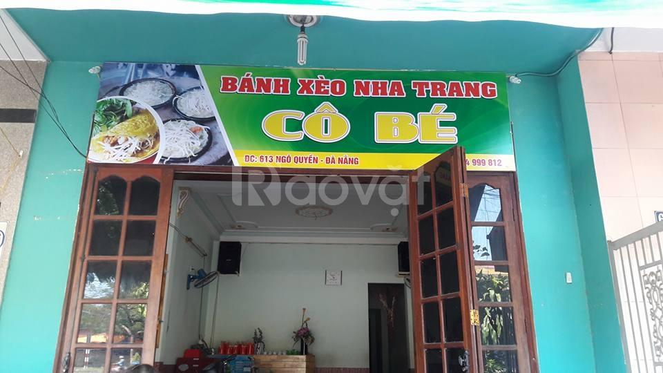 Bánh Xèo Nha Trang Cô Bé - 613 Ngô Quyền , Đà Nẵng