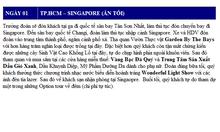 Du lịch Singapore Malaysia Indonesia 6 ngày 5 đêm