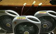 Quạt hộp 12V của điện cơ thống nhất