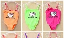 Đồ bơi, Bikini cho bé - Thương hiệu HM,Hello Kitty