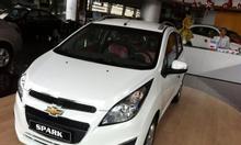 Bán xe Spark giá rẻ nhất và hỗ trợ 100% giá trị xe