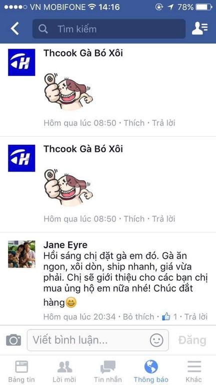 Gà bó xôi Thcook Đà Nẵng -0904.399.429