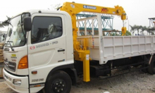 Cho Thuê Xe cẩu - xe nâng - xe tải