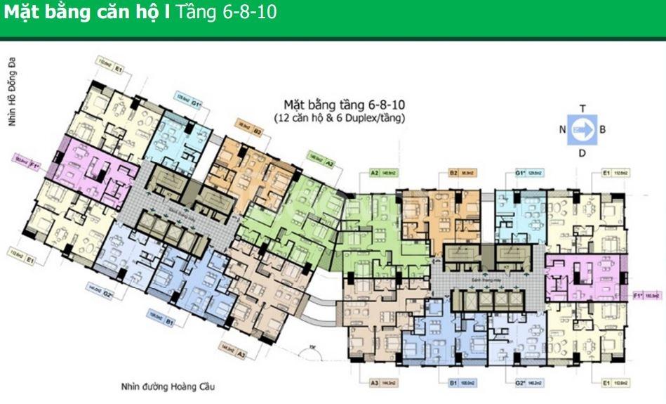 SỰ THẬT Tân Hoàng Minh:chung cư Quảng An-Hoàng Cầu