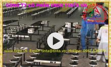 BÀN GHẾ INOX CÔNG NGHIỆP Inox TinTa 08.66736186