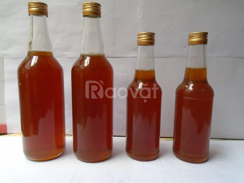 Dầu dừa handmade, mật ong nguyên chất