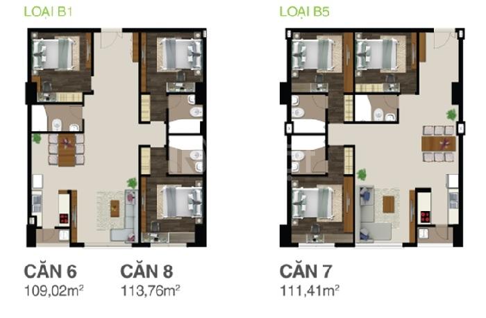 căn hộ cao cấp giá rẻ giao nhà hoàn thiện quận 7