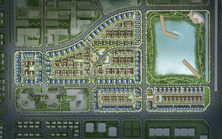 Bán biệt thự Starlake Tây Hồ Tây, DT 358.8 m2