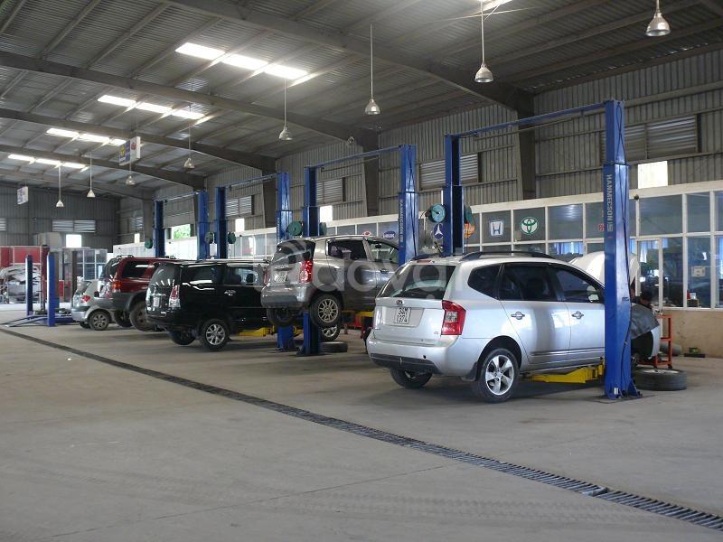 Garage tại Biên Hòa