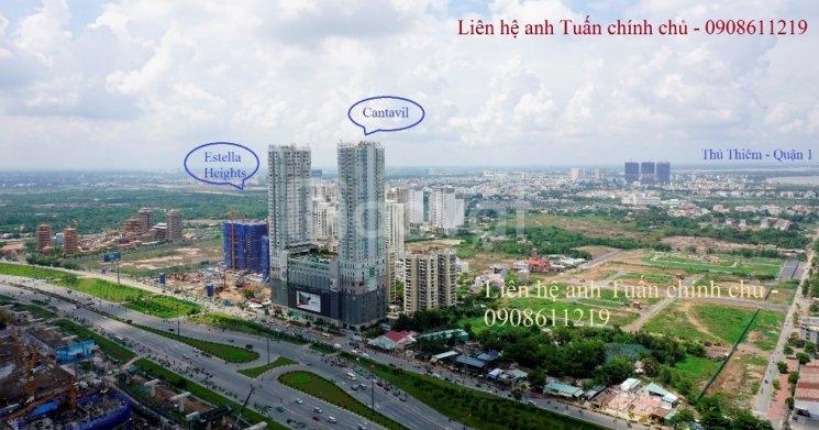 Chính chủ bán gấp căn hộ Masteri T5 - 0908611219