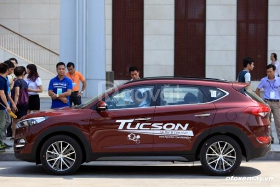 Hyundai Tucson 2016 nhập khẩu,khuyến mãi 20tr