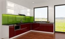 Thiết kế thi công nội thất tủ bếp tại Hà Nội
