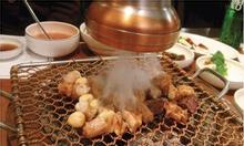 Bếp lẩu nướng không khói HQ giá rẻ nhất miền bắc !