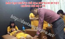 Khai giảng khóa học xoa bóp bấm huyệt tại TP HCM