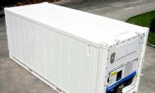 Bán thanh lý container lạnh 20, 40 feet cũ, giá rẻ