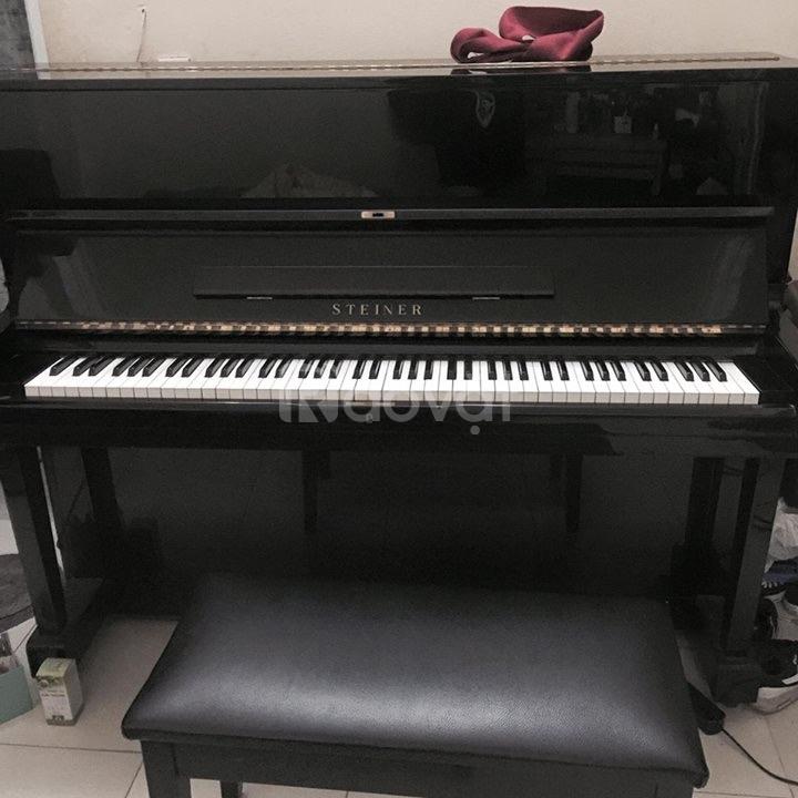 Bán đàn piano cơ