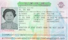 Xin Visa Hàn Quốc,Trung Quốc, Nhật Bản, Hồng Kong