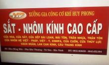 Cần tuyển gấp thợ sắt có tay nghề làm tại Bắc Ninh