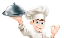 Tuyển nhân viên bếp và tạp vụ bếp