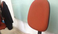 Thanh lý ghế xoay văn phòng màu đỏ (90%)