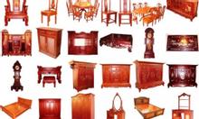 Sơn Đồ Gỗ Quận 4, giường tủ, bàn ghế, cửa, c/thang
