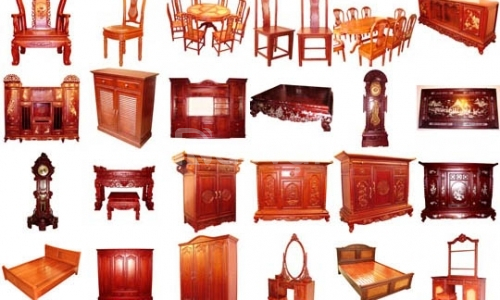 Đóng đồ gỗ Quận Tân Phú tủ bếp, kệ, cầu thang