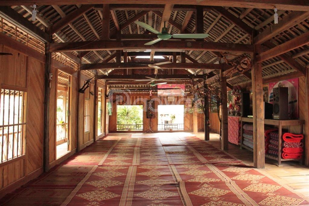 Nhà sàn Mai Châu Hòa Bình 0966.072.571