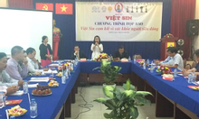 Việt Sin giải trình về chất lượng sản phẩm