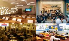 Tư vấn, thiết kế, thi công quán cafe