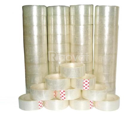 Băng keo dán thùng sản xuất tại xưởng giá cực tốt
