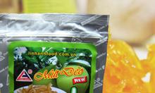 Mứt vỏ bưởi thơm ngon tốt cho sức khỏe