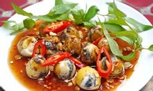 Lớp học dạy món ăn vặt( món ăn nhanh) ở hà nội