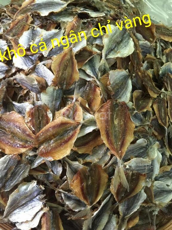 Bán sỉ, lẻ khô cá chỉ vàng - hàng tại gốc - Cà Mau