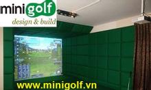 Minigolf  chuyên cung câp lắp đăt phòng golf 3D