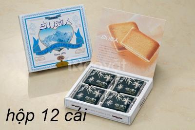 Bánh Nhật Truyền Thống Hokkaido