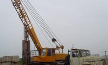 Bán máy ép cọc 180 tấn