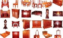 Dịch vụ sơn PU, sửa chữa đồ gỗ Quận Thủ Đức