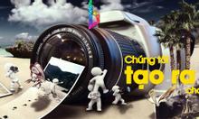 Miễn phí chụp ảnh sản phẩm xoay 360 |360xoay.com