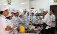 Tuyển sinh học chế biên món ăn (nấu ăn) Đà Nẵng