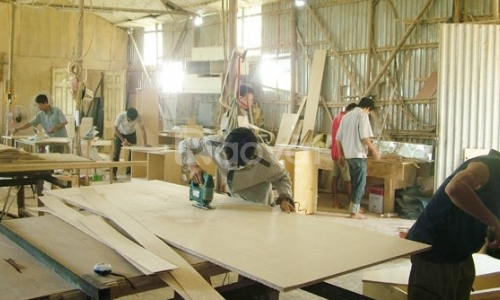Thợ sơn PU đồ gỗ | Thợ sửa chữa đồ gỗ | Quận 12