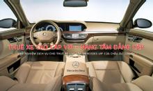 Cho thuê xe cao cấp Mercedes Tphcm