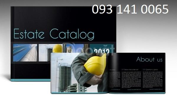 In Catalogue số lượng ít lấy nhanh trong ngày