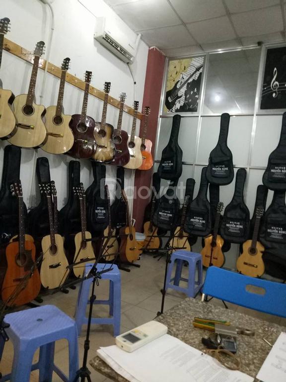 Dạy đàn Guitar cấp tốc 3 tháng tại quận 12, Gò Vấp